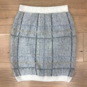 Plaid Mini Skirt ASOS